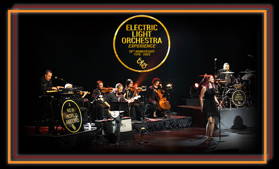 More Info for The Electric Light Orchestra Experience