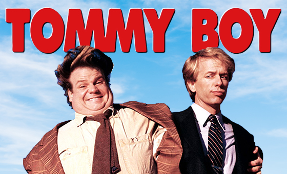 More Info for Tommy Boy