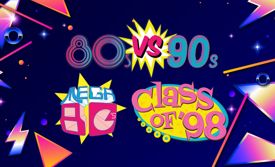 More Info for Mega 80's with special guest Class of '98