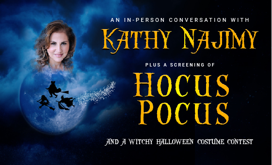 More Info for Hocus Pocus Movie and Q&A with Kathy Najimy