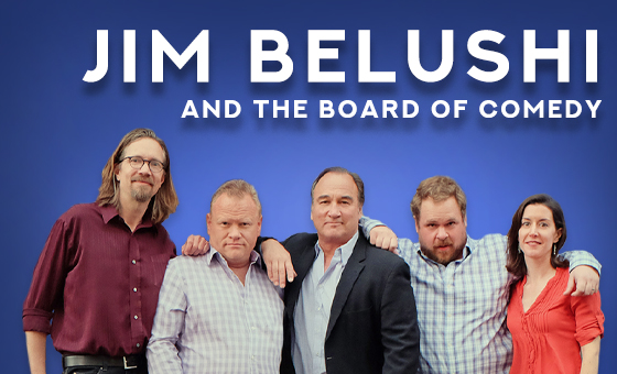 More Info for Jim Belushi & The Board of Comedy