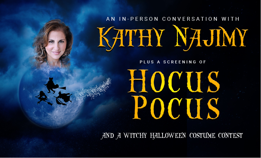 Hocus Pocus Movie and Q&A with Kathy Najimy