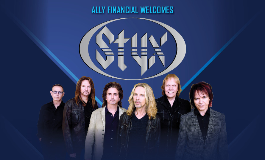 Ally Financial Welcomes Styx