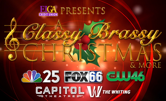 More Info for A  Classy Brassy Christmas & More!